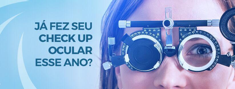 Check up ocular